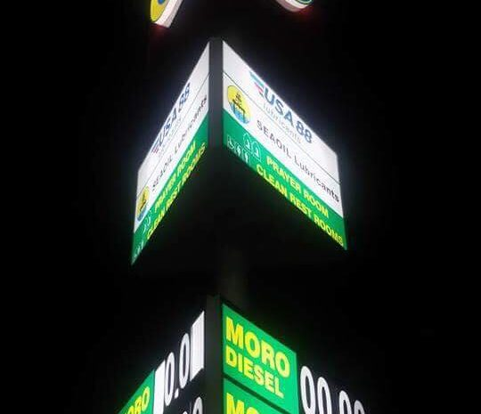 Moro Oil Opens its 4th Filling Station in Cotabato