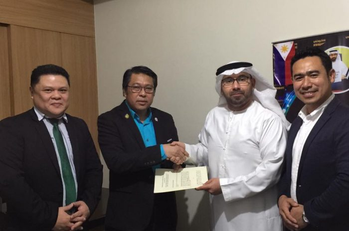 BFBCI INKS A DEAL WITH KOROOTI INTERNATIONAL