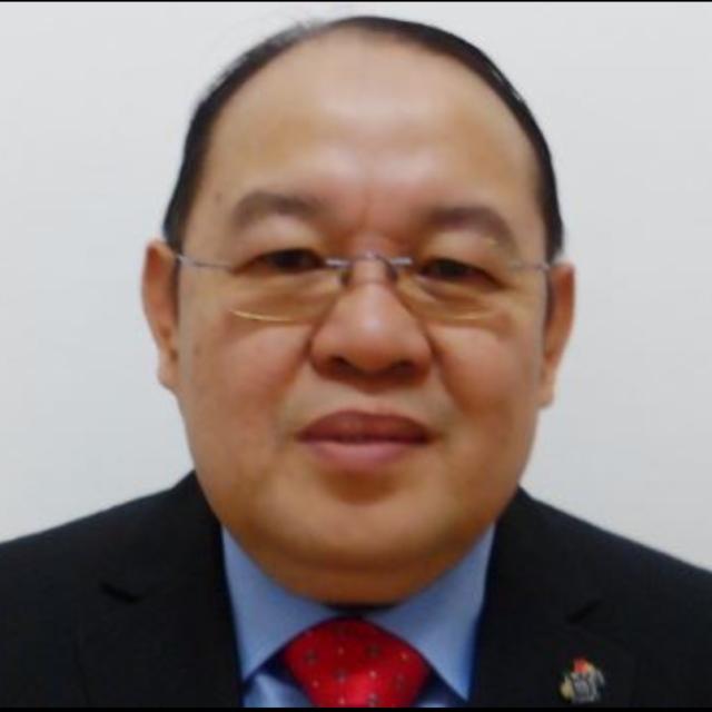 """DATU  ALONGAN """"AL"""" S. DISOMIMBA, CE, PMCES, ACPE, ASEAN ENG."""