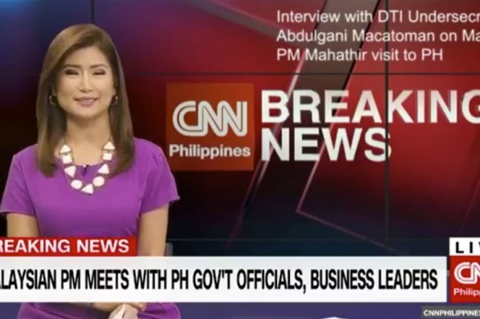 CNN Interview with Usec Macatoman
