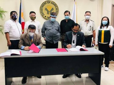 BFBCI Signs MOA with DA on Kadiwa Ni Ani Program
