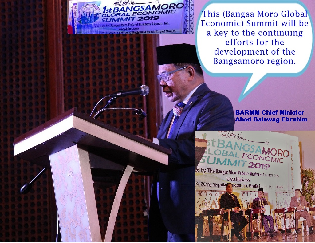 BARMM Chief Minister: This Summit…key to devt of BM region