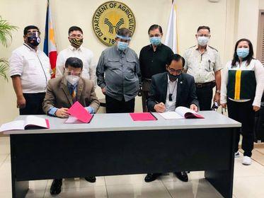 BFBCI Signs MOA with DA on Kadiwa Ni Ani Program