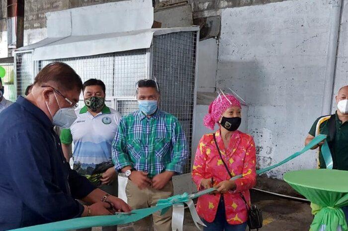 KADIWA NI ANI AT KITA 24/7 warehouse in QC launched by BFBCI